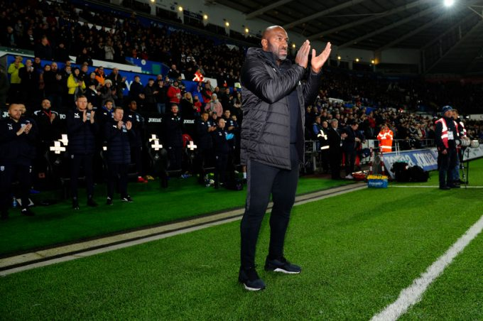 West Brom sack head coach Darren Moore blaming 'disappointing' results