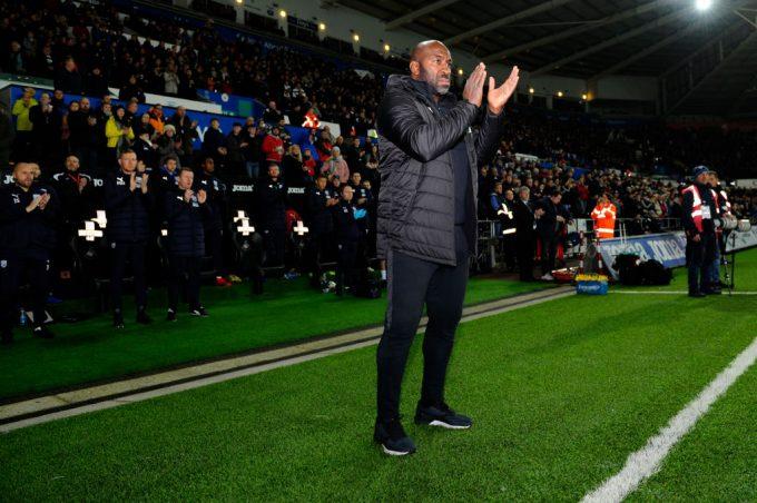 West Brom sack head coach Darren Moore