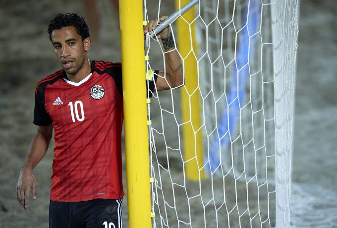 Egypt beach soccer team
