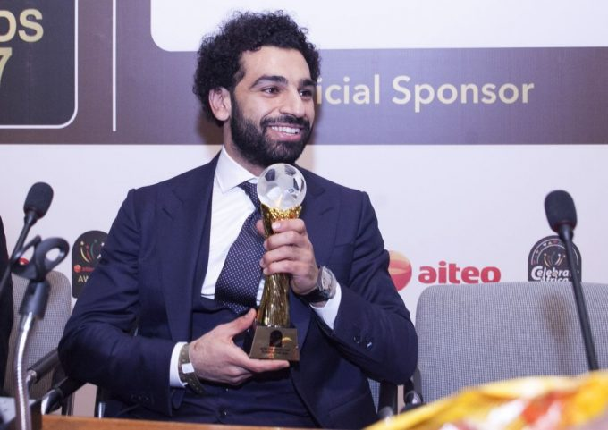 Three Egyptians nominated for 2018 CAF Player of the Year award