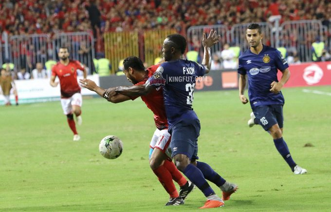 Espérance duo ruled out of CAF Champions League final return-leg