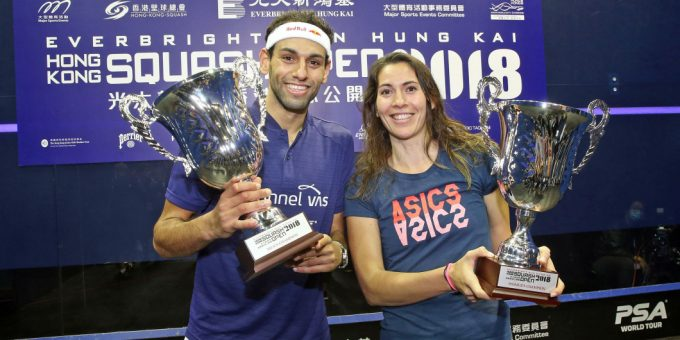 King downs El-Welily, ElShorbagy defeats Ali Farag to win Hong Kong Open title