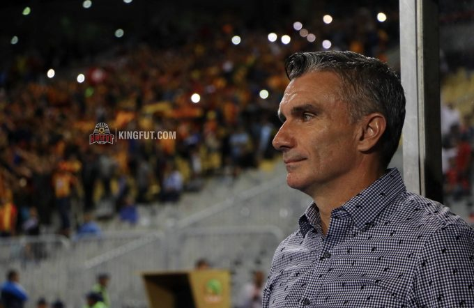 Patrice Carteron to remain Al Ahly boss despite CAF Champions League loss