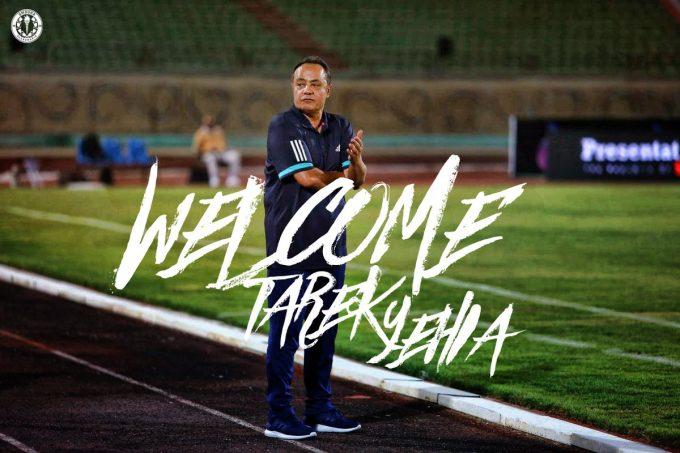 Smouha name Tarek Yehia as new manager to replace Ali Maher
