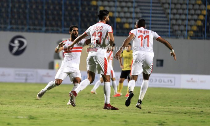 Zamalek overcome Wadi Degla in six-goal thriller