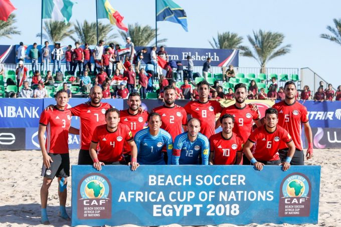 Hosts Egypt eliminated from 2018 Africa Beach Cup of Nations