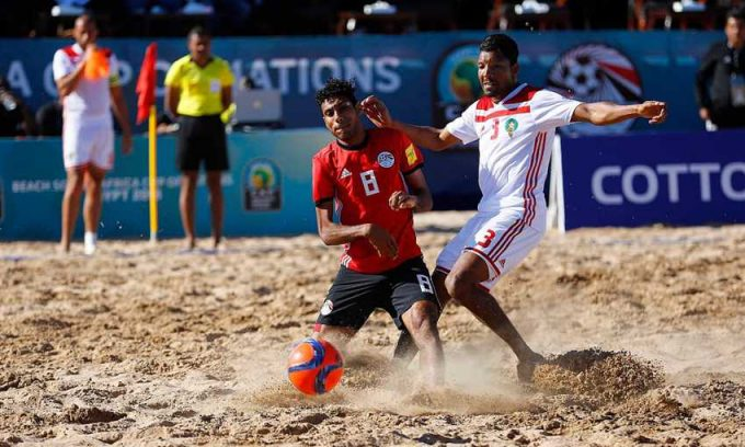 2018 Beach AFCON: Egypt beat Morocco to secure third place finish