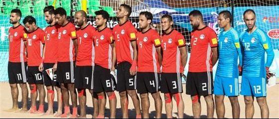 Egypt thrash Morocco 6-1 in 2018 Beach AFCON opener