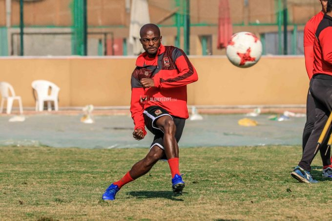 Al Ahly's Geraldo named in Angola's final squad for 2019 AFCON