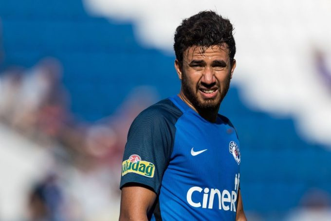 Egypt international Mahmoud Trezeguet linked with move to Serie A