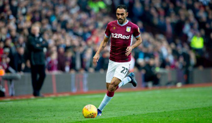 Aston Villa boss confirms Elmohamady will start against Middlesbrough