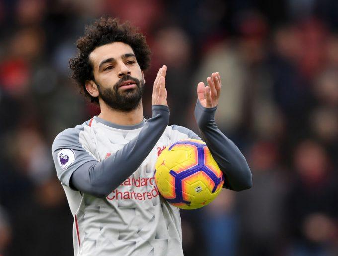 Mohamed Salah turns down MOTM award, hands it to James Milner