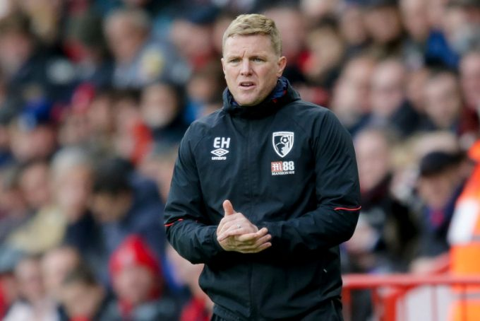 Eddie Howe: Mohamed Salah one of the best in the world