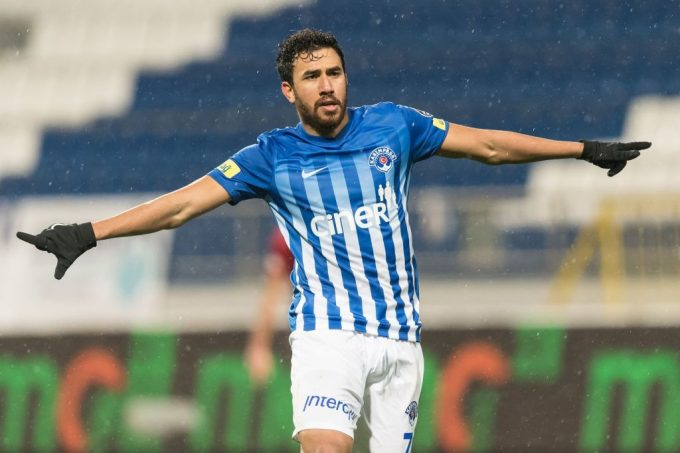 VIDEO: Hafez assists, Trezeguet scores as Kasimpasa fall to late against Bursaspor