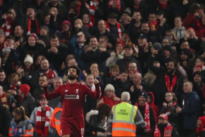 Luis Garcia on why Mohamed Salah isn't smiling after scoring