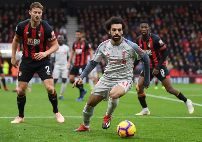 Mohamed Salah not on Lionel Messi level, says Dimitar Berbatov
