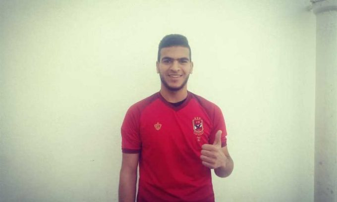 Al Ahly agree deal to sign Palestinian forward Hamed Hamdan