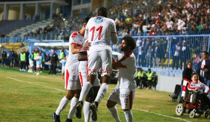 Zamalek lose 2-0 to AS CotonTchad, qualify for Confederation Cup playoffs