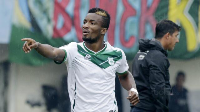 ENPPI sign Ivorian striker Wilfried Yessoh on free transfer