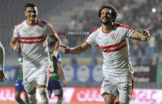 Mahmoud Alaa returns as Zamalek name squad for Petro Luanda clash