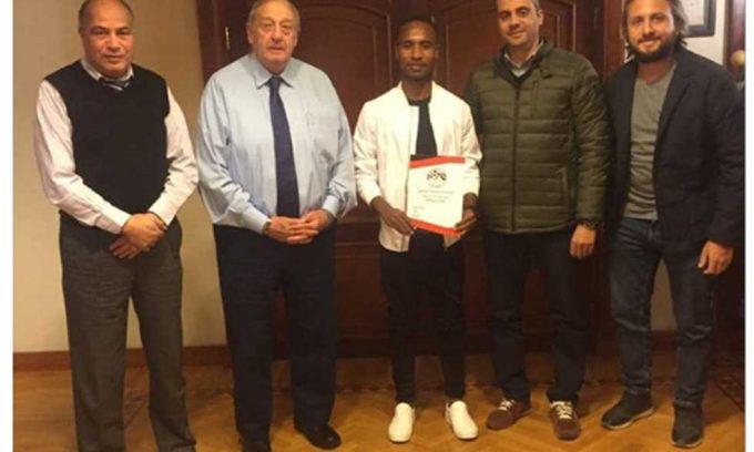 Petrojet skipper ShimelisBekele joins Misr El-Makkasa