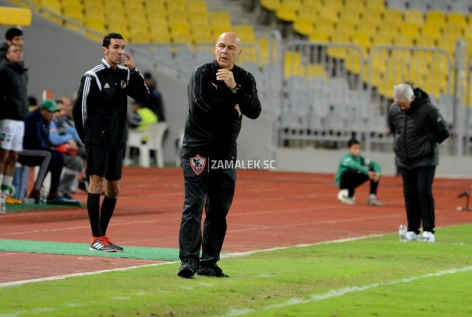 Zamalek haven't qualified for quarter-finals just yet, insists Gross