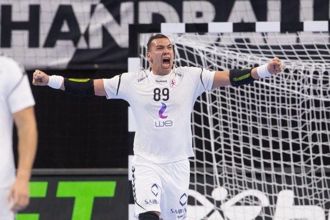 HANDBALL: Egypt beat Angola, secure main round place