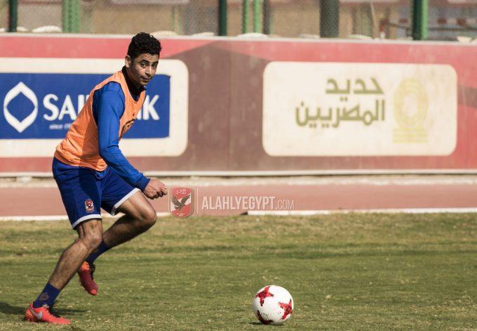 Al Ahly defender Mahmoud El-Gazzar joins El-Gouna on loan