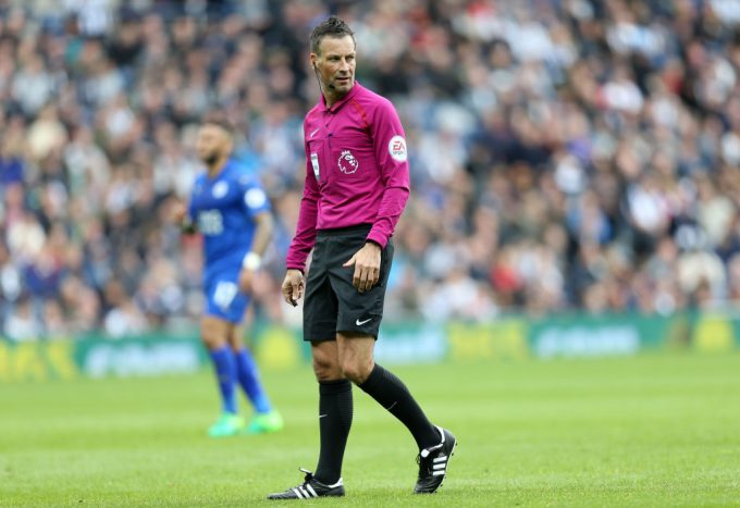 Mark Clattenburg argues Salah won 'two soft penalties' against Newcastle, Arsenal