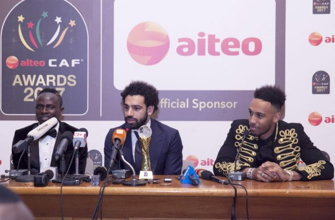 BREAKING: Mohamed Salah wins CAF player of the Year for second year in row
