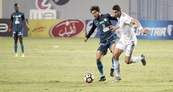 ENPPI's Hamdi Fathi set to join Al Ahly on four-and-a-half-year deal