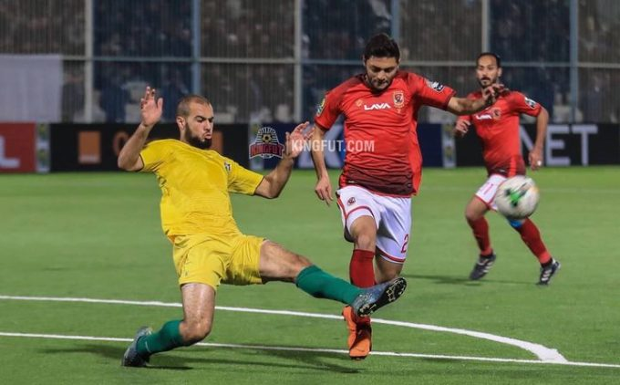 Al Ahly boss Martin Lasarte believes draw against JS Saoura was fair result