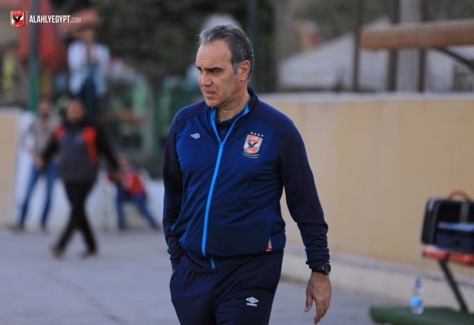Al Ahly boss Martin Lasarte relieved after JS Saoura victory