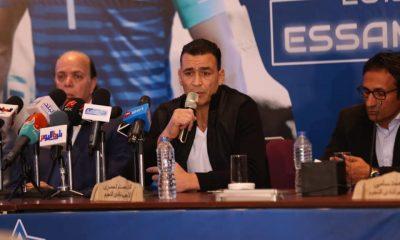 Essam El-Hadary Nogoom FC