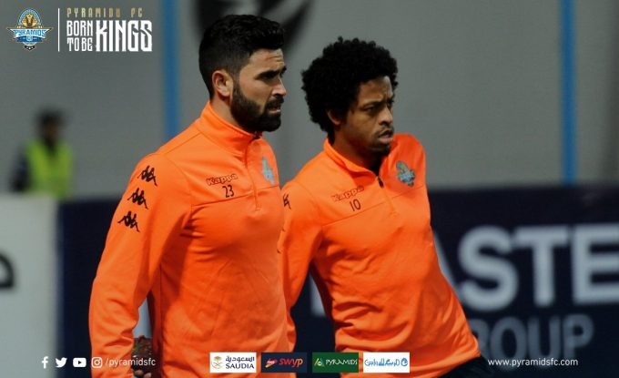 Pyramids FC suffer double injury blow ahead of Al Ahly clash