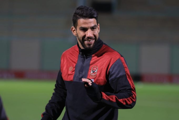 OFFICIAL: Al Ahly release Sherif Ekramy before end of season