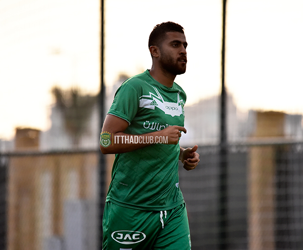 Ittihad of Alexandria's Mohamed Gabr loaned out to Iraq's Amanat Baghdad