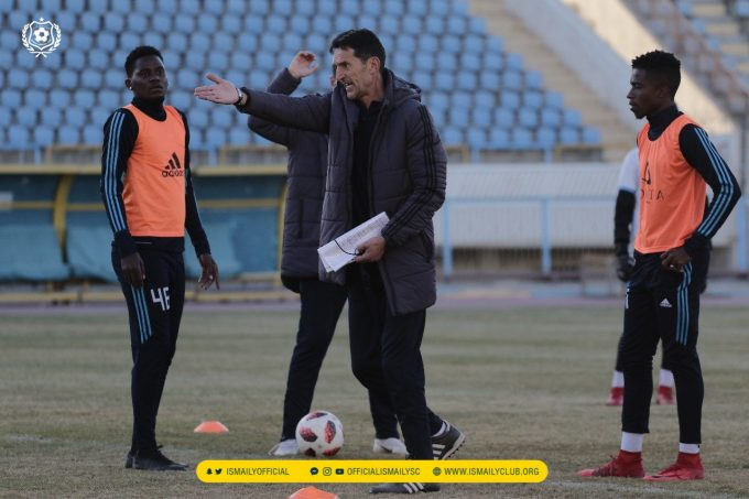 Ismaily can qualify for quarter-finals, insists Janevski after Constantine draw