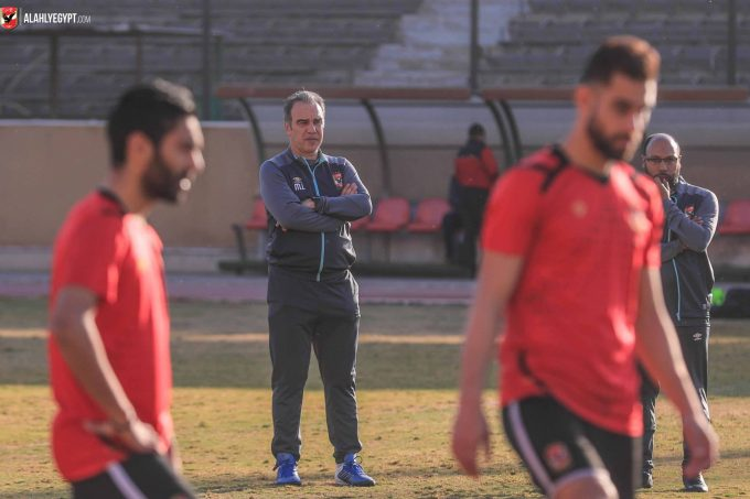 Martin Lasarte explains difference between Egyptian, South American football