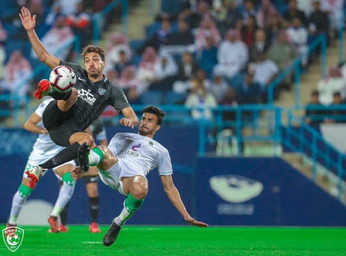 VIDEO: Al Hilal outclass Ittihad, put one foot in Arab Cup semis
