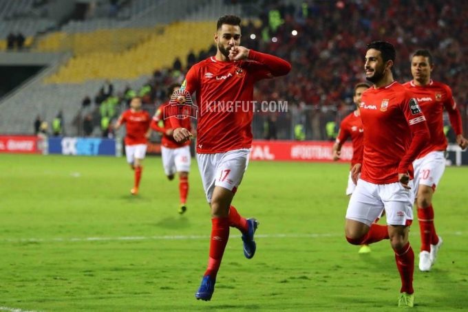 Amr El-Sulya extends contract with Al Ahly until 2022