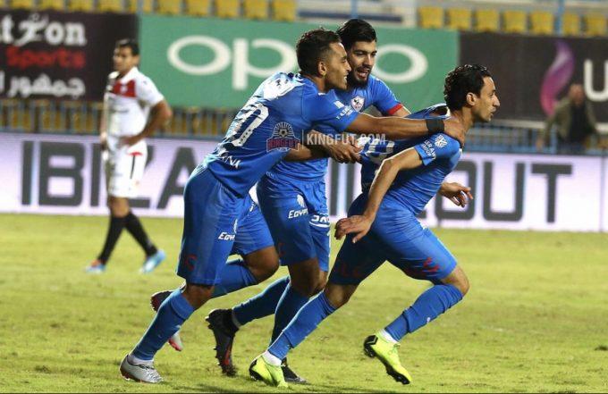 Zamalek name squad for ENPPI Egyptian Premier League clash