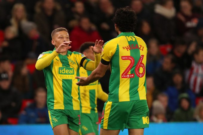 Dwight Gayle hails Ahmed Hegazi after Stoke City assist