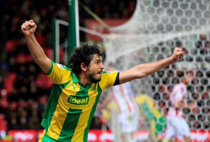 Ahmed Hegazi included in EFL Championship Team of the Week