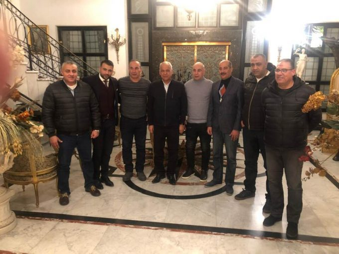 Smouha appoint Hassan twins as new head coach, director of football