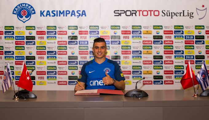 Egypt's Karim Hafez joins Kasimpasa on loan until end of season