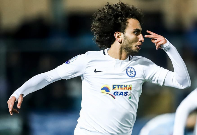 VIDEO: Amr Warda rescues Atromitos with late equaliser at Asteras Tripolis