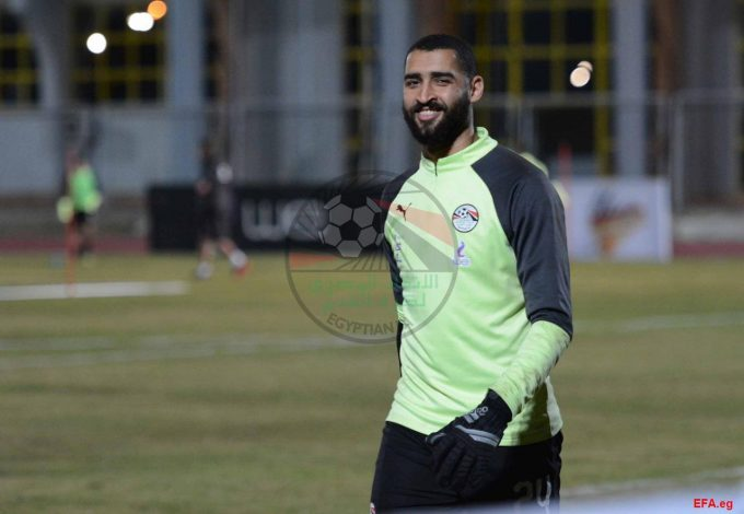 Goalkeeper Amer Amer ruled out of Egypt squad with injury