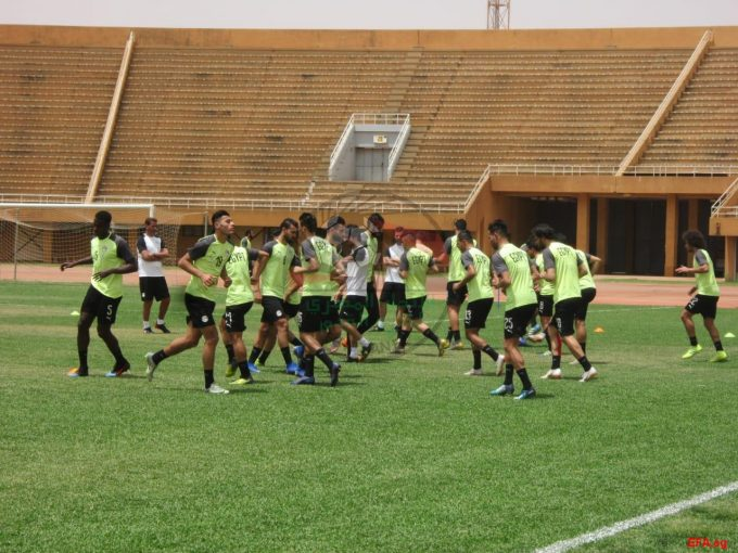 Inexperienced Egypt fall to late draw against Niger