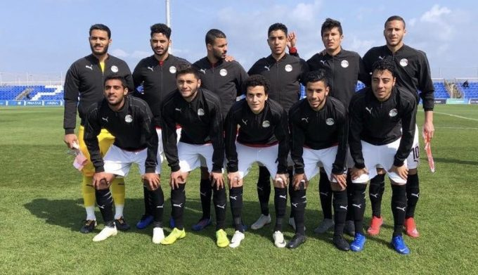 Egypt U-23 to play two friendlies against Uzbekistan, Palestine